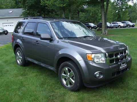 2010 Ford Escape $8995 & DUVAL AUTO SALES - Used Cars - TURNER ME Dealer markmcfarlin.com