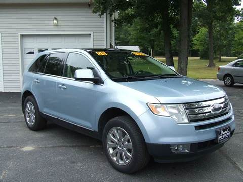 2008 Ford Edge for sale in Turner, ME