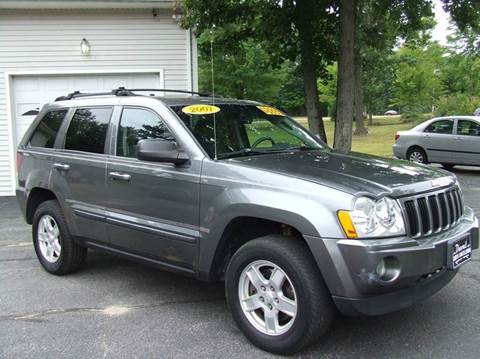 2007 Jeep Grand Cherokee for sale in Turner, ME