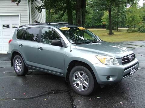 2008 Toyota RAV4 for sale in Turner, ME