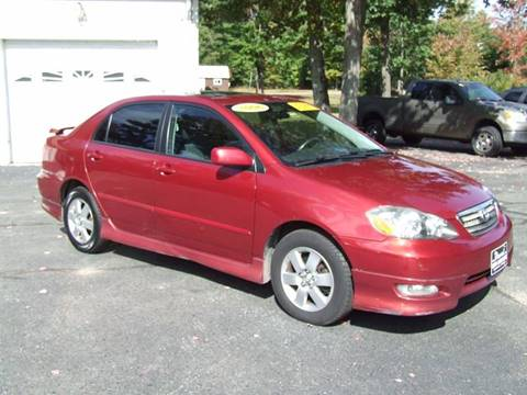 2006 Toyota Corolla for sale in Turner, ME