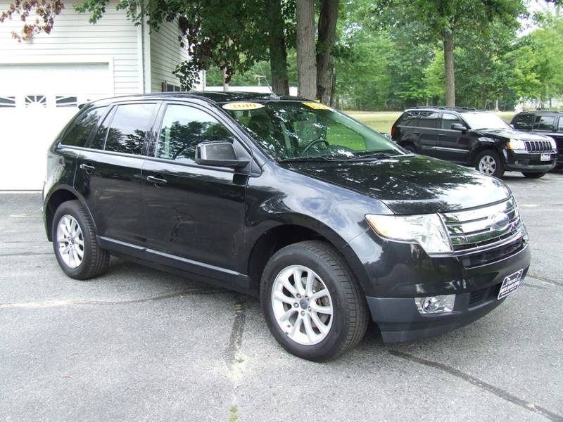 Ford Edge Awd Sel Dr Crossover Turner Me