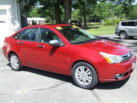 2010 Ford Focus for sale in Turner, ME