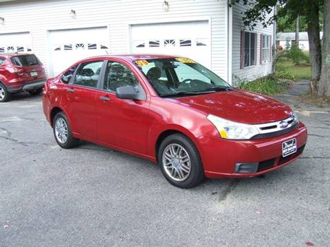 2009 Ford Focus for sale in Turner, ME