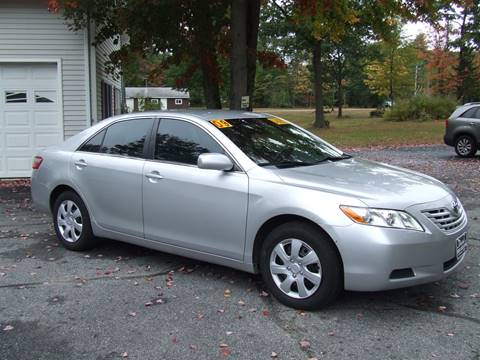 2009 Toyota Camry for sale in Turner, ME