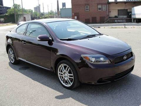 2008 Scion tC for sale at Empire Motors LTD in Cleveland OH