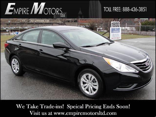 2013 Hyundai Sonata for sale at Empire Motors LTD in Cleveland OH