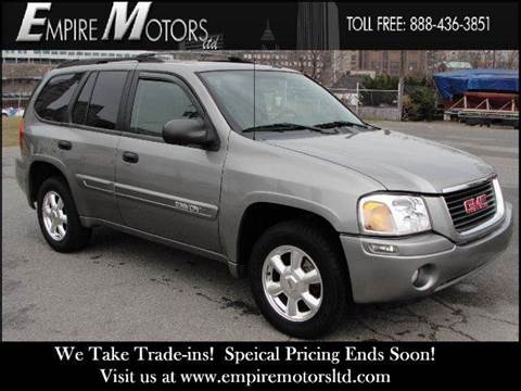 2005 GMC Envoy for sale at Empire Motors LTD in Cleveland OH