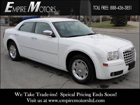 2010 Chrysler 300 for sale at Empire Motors LTD in Cleveland OH