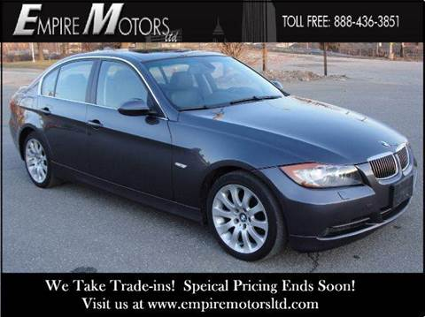 2006 BMW 3 Series for sale at Empire Motors LTD in Cleveland OH