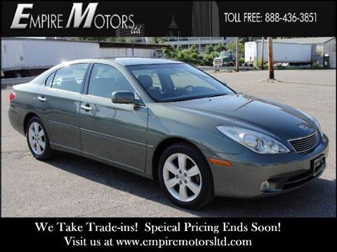 2005 Lexus ES 330 for sale at Empire Motors LTD in Cleveland OH