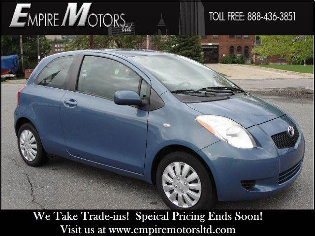 2007 Toyota Yaris for sale at Empire Motors LTD in Cleveland OH