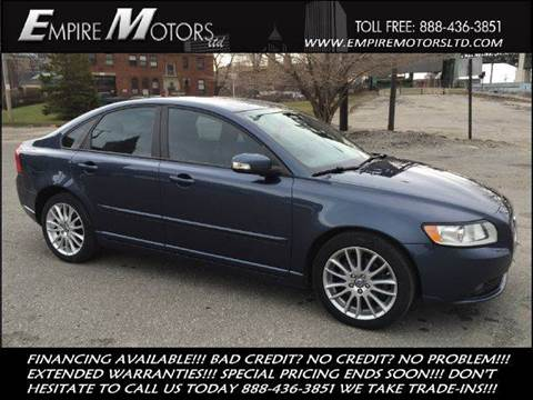 2010 Volvo S40 for sale at Empire Motors LTD in Cleveland OH