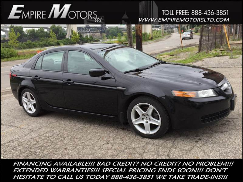 2006 Acura Tl Base 4dr Sedan w/Automatic In Cleveland OH
