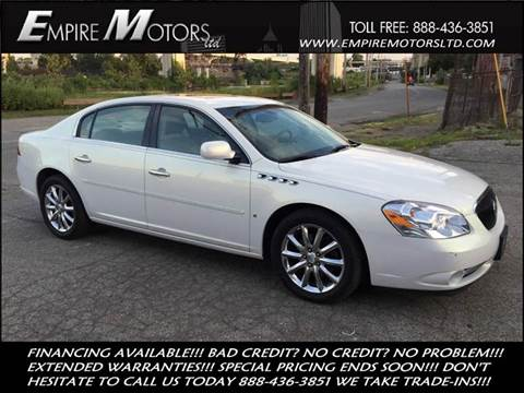 2006 Buick Lucerne for sale at Empire Motors LTD in Cleveland OH