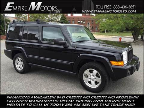 2006 Jeep Commander for sale at Empire Motors LTD in Cleveland OH