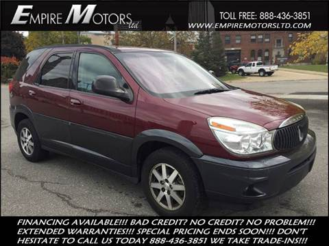 2004 Buick Rendezvous for sale at Empire Motors LTD in Cleveland OH