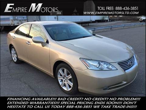 2007 Lexus ES 350 for sale at Empire Motors LTD in Cleveland OH