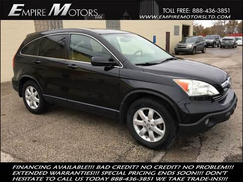 2009 Honda CR-V for sale at Empire Motors LTD in Cleveland OH