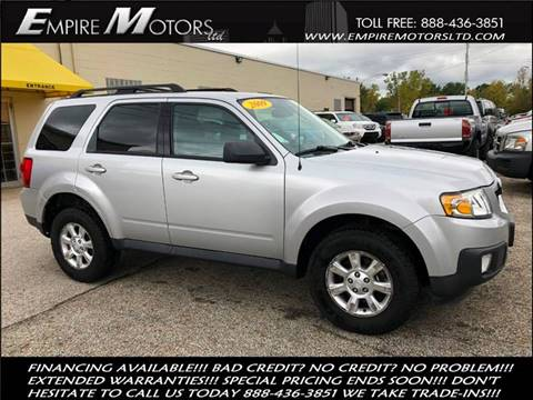 2009 Mazda Tribute for sale in Cleveland, OH