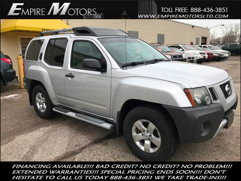 2009 Nissan Xterra 4x4 S 4dr Suv 5a In Cleveland Oh Empire Motors Ltd