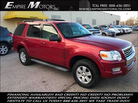 2010 Ford Explorer For Sale >> Used 2010 Ford Explorer For Sale In Vanceburg Ky Carsforsale Com