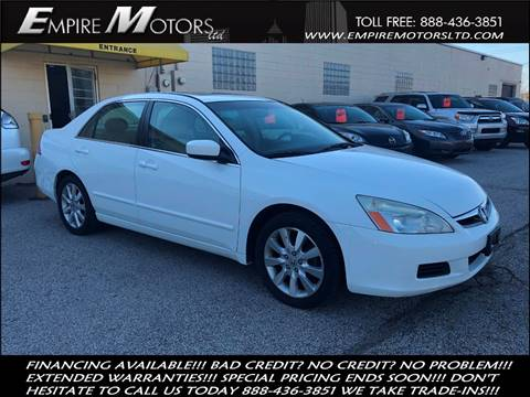 2007 Honda Accord for sale in Cleveland, OH
