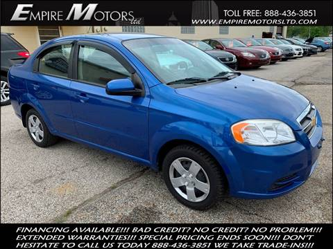 2011 Chevrolet Aveo For Sale In Cleveland Oh