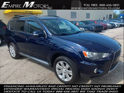 2010 Mitsubishi Outlander for sale in Cleveland, OH