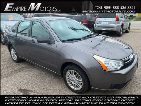 2009 Ford Focus for sale in Cleveland, OH
