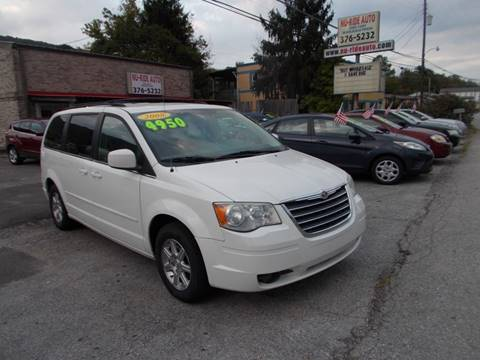 2008 Chrysler Town and Country for sale in Harriman, TN