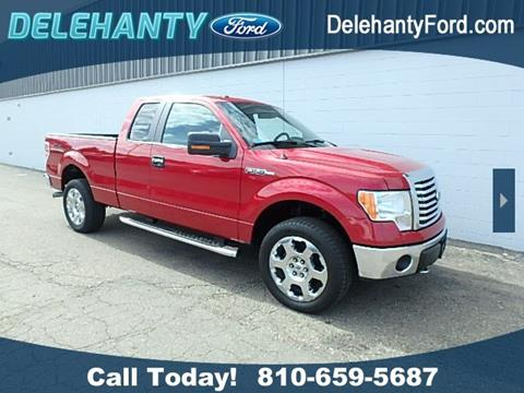 2011 Ford F-150 for sale in Flushing, MI