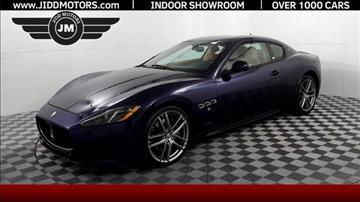 2015 Maserati GranTurismo for sale in Des Plaines, IL