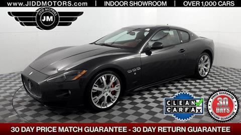 2012 Maserati GranTurismo for sale in Des Plaines, IL