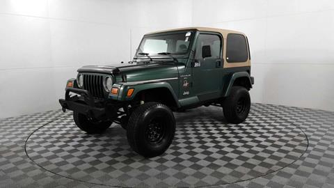 1999 Jeep Wrangler for sale in Des Plaines, IL