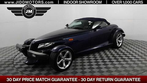 2001 Chrysler Prowler for sale in Des Plaines, IL