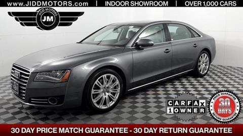 2014 Audi A8 L for sale in Des Plaines, IL
