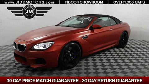 2015 BMW M6 for sale in Des Plaines, IL