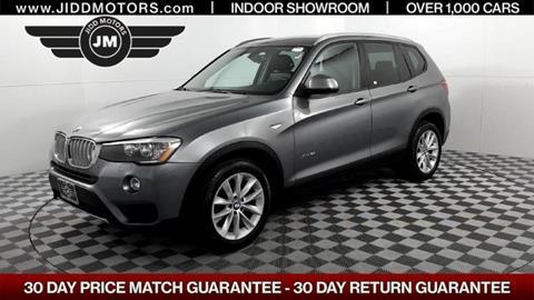 2016 BMW X3 for sale in Des Plaines, IL