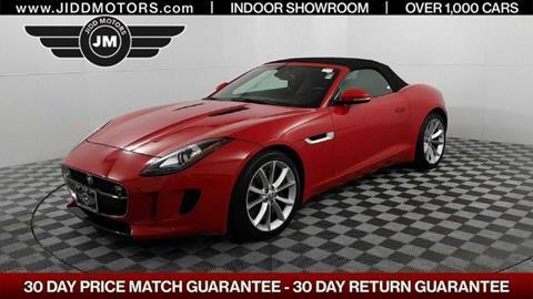 2014 Jaguar F-TYPE for sale in Des Plaines, IL