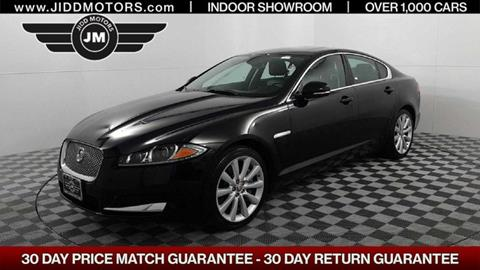 2014 Jaguar XF For Sale In Des Plaines, IL
