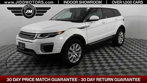2017 Land Rover Range Rover Evoque for sale in Des Plaines, IL