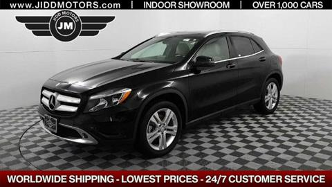 2016 Mercedes-Benz GLA for sale in Des Plaines, IL