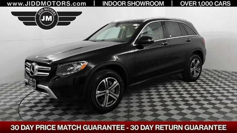 2016 Mercedes-Benz GLC for sale in Des Plaines, IL