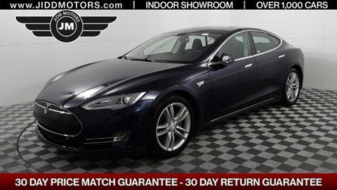 2014 Tesla Model S for sale in Des Plaines, IL