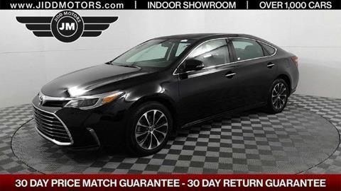 2016 Toyota Avalon for sale in Des Plaines, IL
