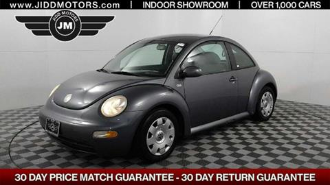 2003 Volkswagen New Beetle for sale in Des Plaines, IL