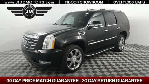 2012 Cadillac Escalade for sale in Des Plaines, IL