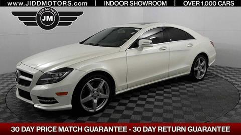 2013 Mercedes-Benz CLS for sale in Des Plaines, IL