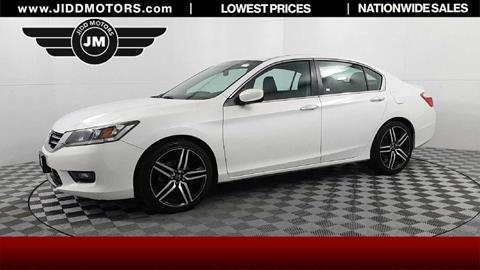 2015 Honda Accord For Sale In Des Plaines, IL